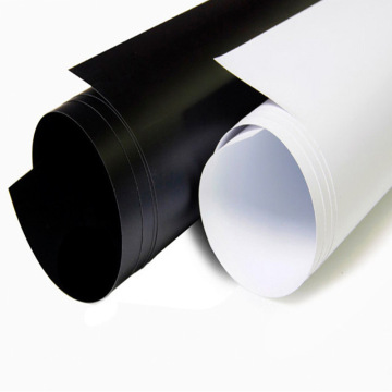 PVC films rolls for clothing label