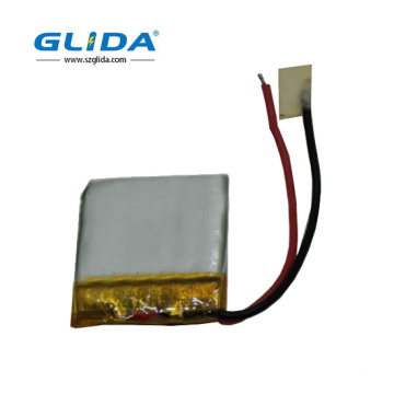 Factory Wholesale 3.7V Rechargeable Lithium Polymer Battery