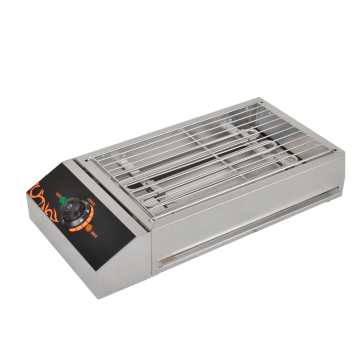 Commercial Stainless Steel Electric BBQ Grill