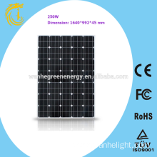 Import Solar Panels 250w Price