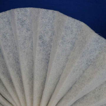 80%-99%Medium-high efficiency nonwoven  filter felt