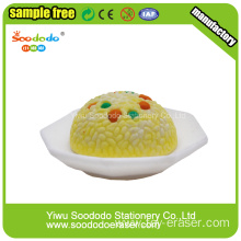 Fried Rice Stationery Eraser. japanese erasers at target