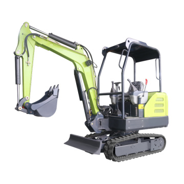 New product 2020 2 ton mini excavator with buckets for sale