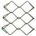 iron temporary chain link fence panel for events