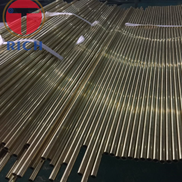 U shaped copper nickel Alloy tube pipe