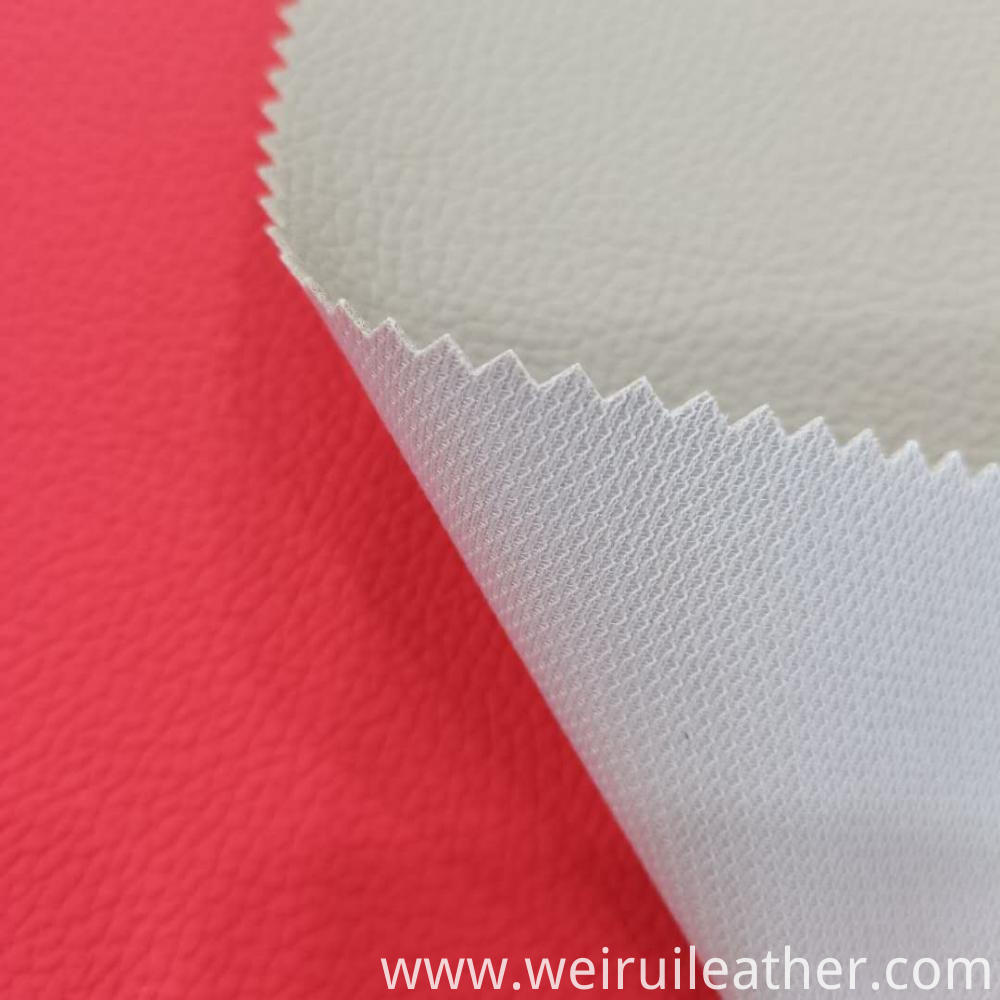 0 8mm Thickened Litchi Leather For Sofa 2