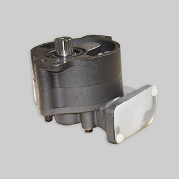 Hydraulic gear pump iron casting