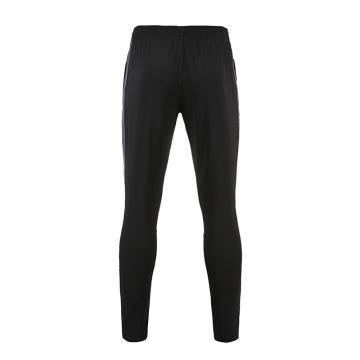 Mens Dry Fit Soccer Wear Pants Black