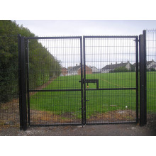 Best Selling Powder Coated Metal Fence Gate