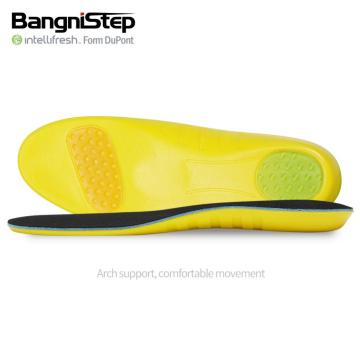 high elastic PU foam sports insoles