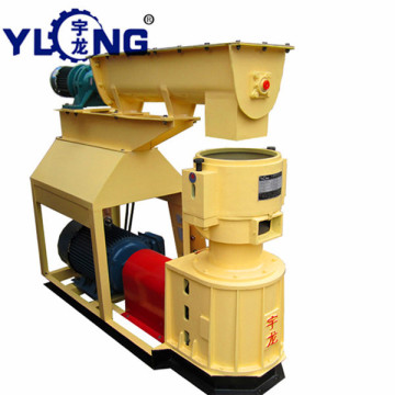 Poultry manure pellet making machine