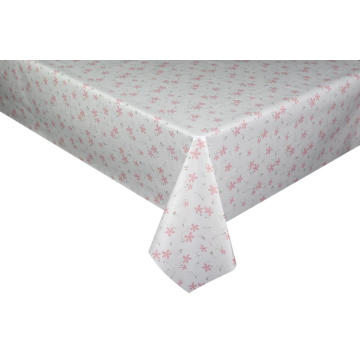 Elegant Tablecloth with Non woven backing Luxury