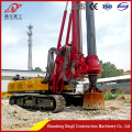 Dingli Export Hydraulic Drilling Machine Rotary Drilling Rig