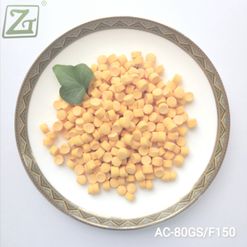 Granular Rubber Foaming Agent AC-80GS with High Quality