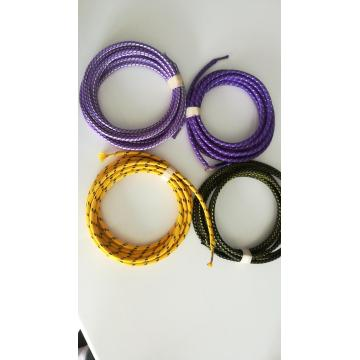 High Density Color Cotton Sleeve For Wire