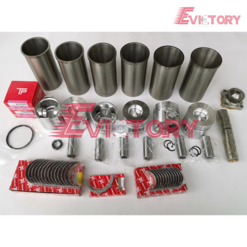 TOYOTA 11Z rebuild overhaul kit gasket bearing piston