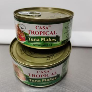 Casa Tropical Canned Tuna Flake In Oil