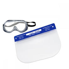 Dust Proof Face Shield Disposable