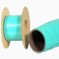 Visco elastic body adhesive tape for corrosion protection