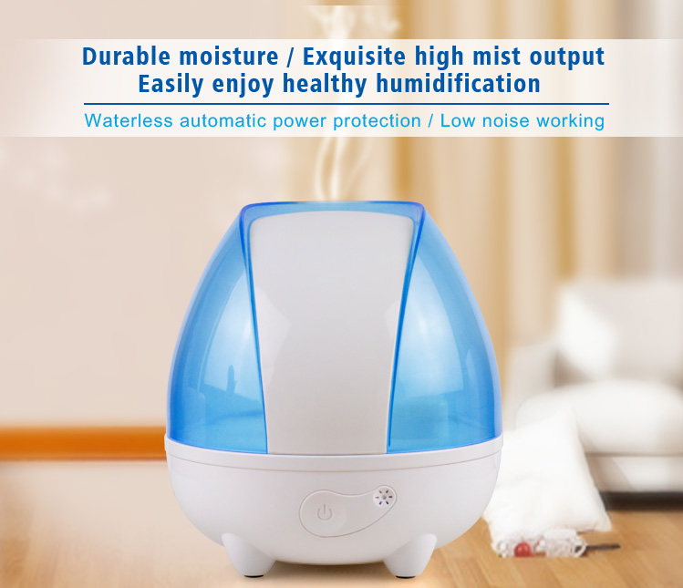 ultrasonic humidifier
