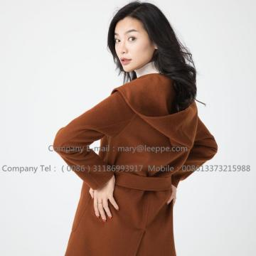 Australia Women Merino Shearling Long Coat