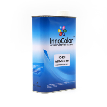 InnoColor Car Refinish Paint Used Good Quality Thinner
