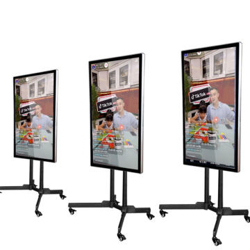 Celebrities live broadcast display screen 55 inch
