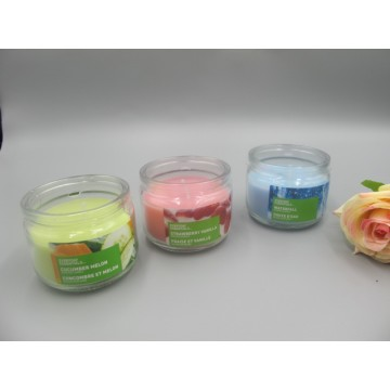 Long Burning 3OZ Scented Glass Candle