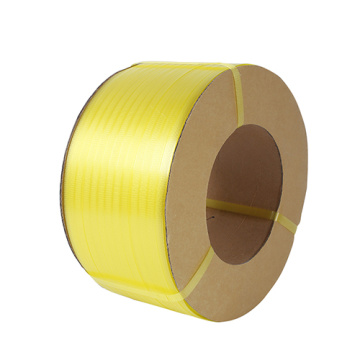 PP Yellow Packing Straps