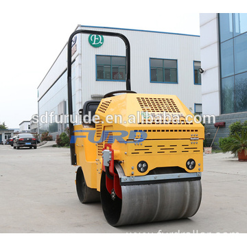High Performance Soil Compactor Small Road Roller for Sale (FYL-860)
