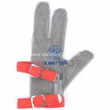 Welded Steel Mesh Work Gloves