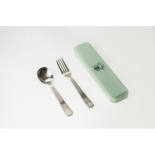 Ultralight Pure Titanium Spork Spoon Fork Tableware Outdoor