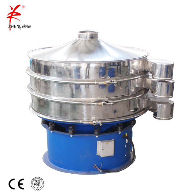 Industrial flour vibrating screener sifter filters machine price in india