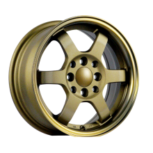 Bronze Fully Painted 15x7 Small Size Wheels
