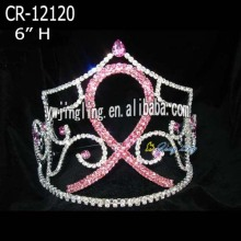 Custom Holiday Rainbow Pageant Crowns