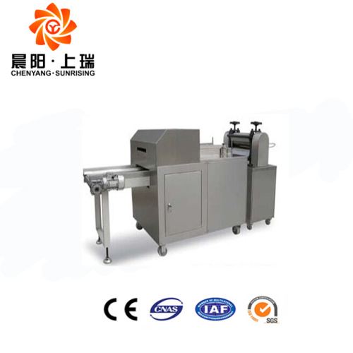 Stainless steel automatic 3d pellet snack food machine