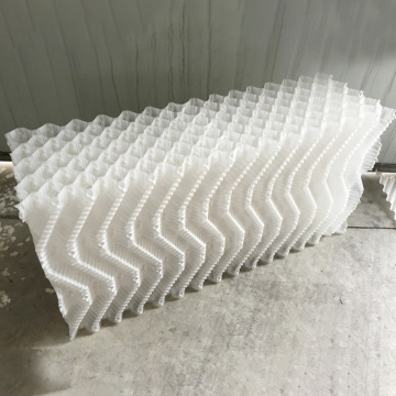 Oblique S Wave Cooling Tower Fill Packing