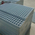 High quality hot dipped galvanized metal floor grating