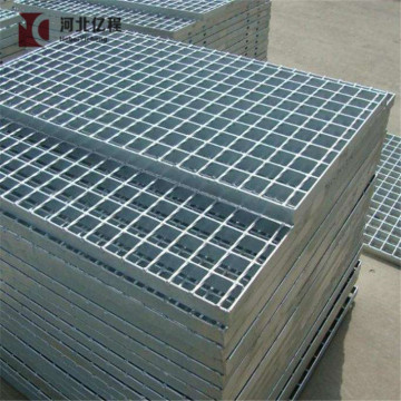 Factory supply safety grating