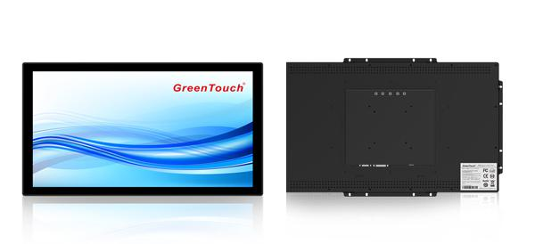 Open Frame Capacitive Touchscreen Display