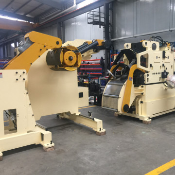 Coil Sheet Nc Feeder with Uncoiler Straightener