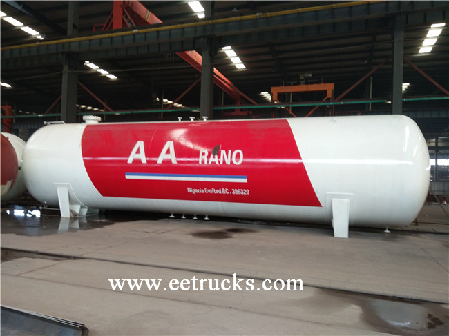 LPG Storage Bullet Tanks