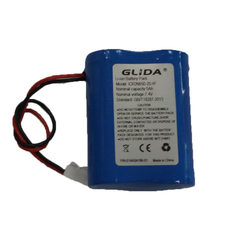 Custom Li-ion 12v 18650 Battery Pack