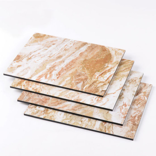Finish ACP Marble Aluminum Composite Panel
