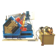 Steel Door Frame Press Roll Forming Machine