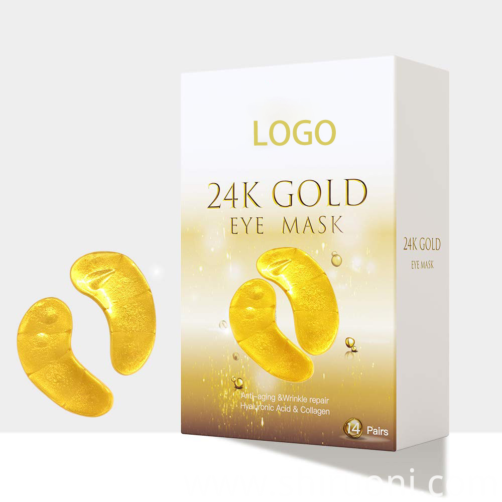 Eye Gold Mask4