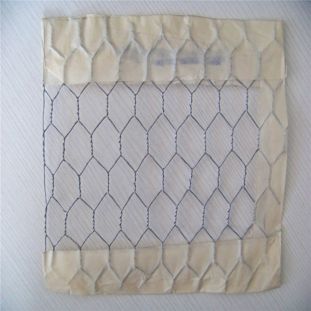 Deming galvanized powder coated Hexagonal chicken wire mesh