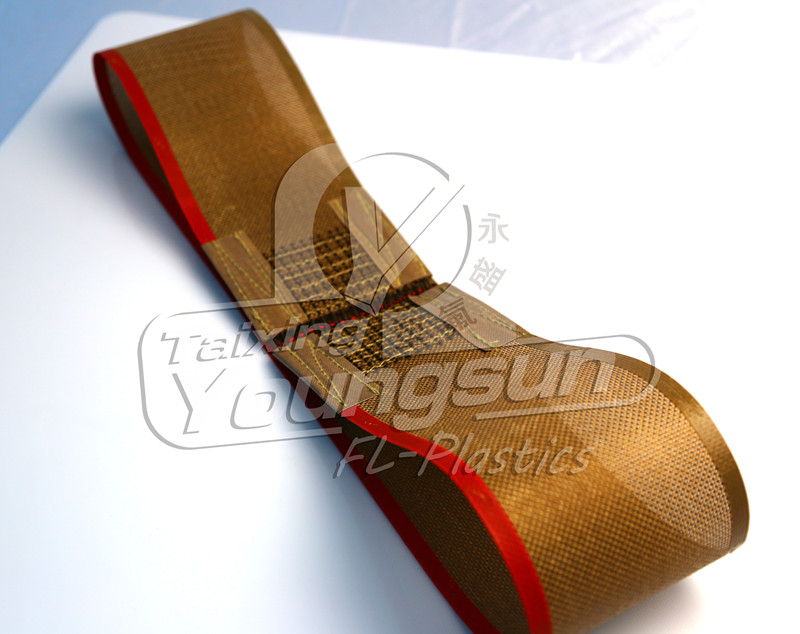 Non-stick Heat Resistant Conveyor Belts