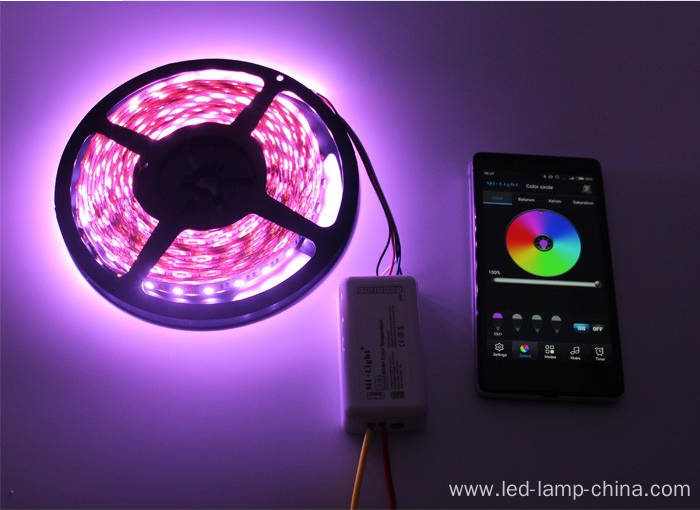 Bluetooth Control Led RGBW Color Controller