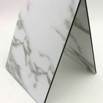 Marble Aluminum Composite Panel with Beautiful Pattern